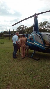 helicopteros a copan