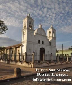 iglesia ruta lenca