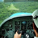 Tablones airstrip