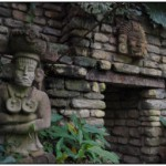 Entrada al spa para los Mayas significa ir al inframundo