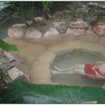 Baño principal con temperatura de38 grados
